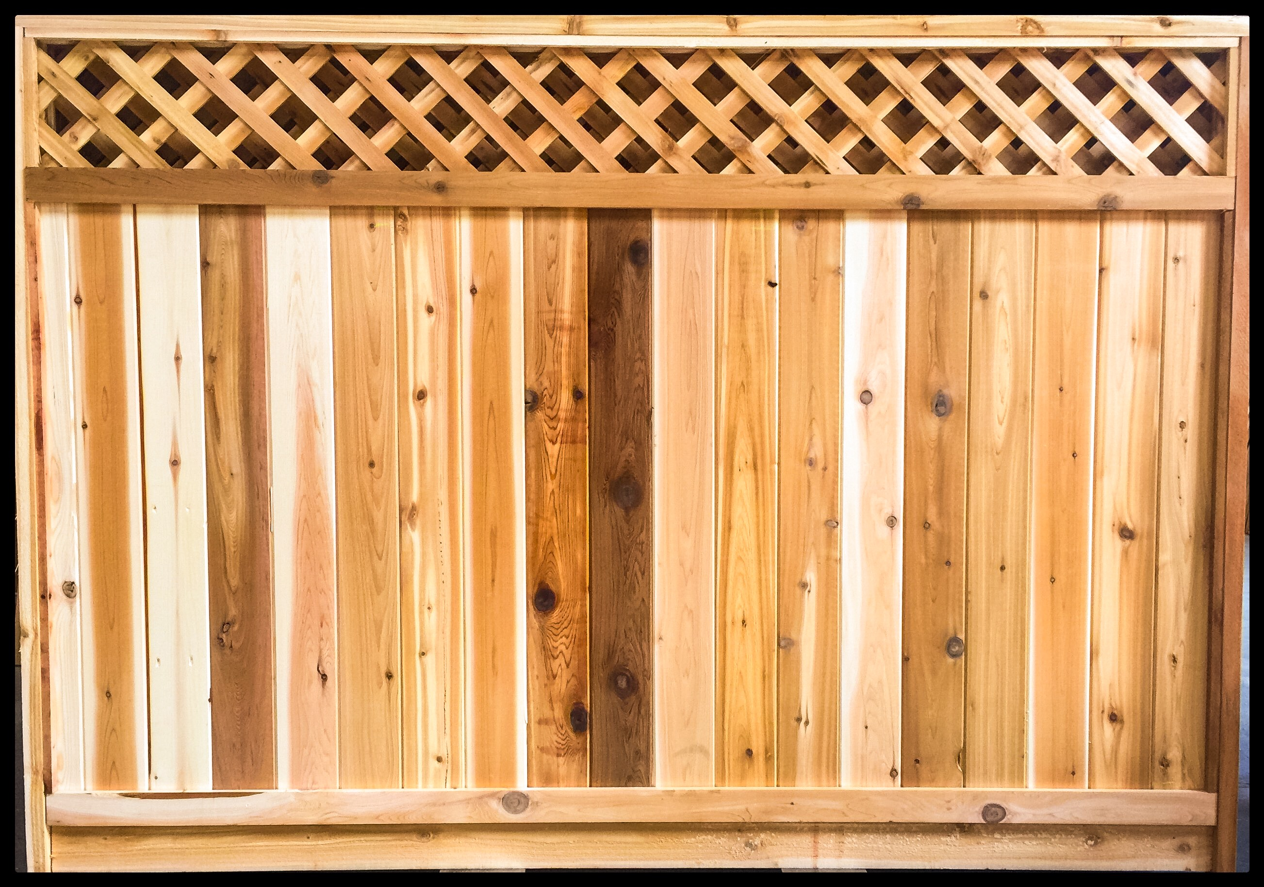 Aim Cedar Works Ltd Quality Fence Panels Decks And